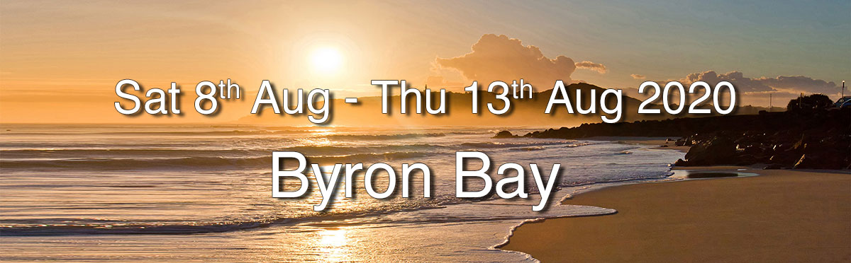 Heart of Qigong Retreat - Byron Bay August 2020