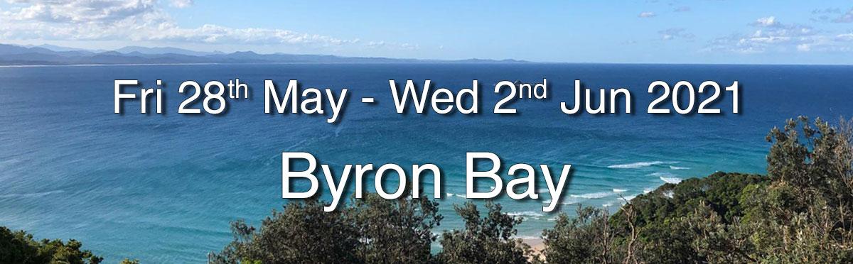 Heart of Qigong Retreat - Byron Bay May 2021