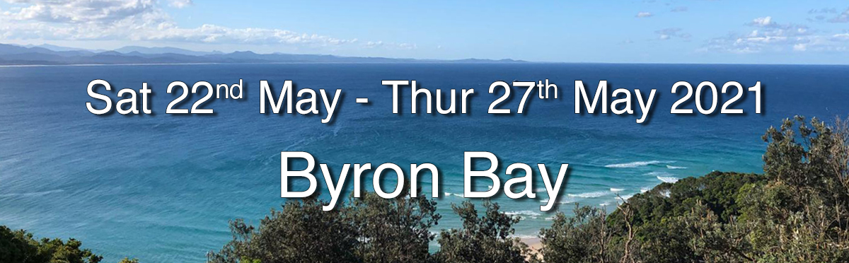 Heart of Qigong Retreat - Byron Bay May 2021
