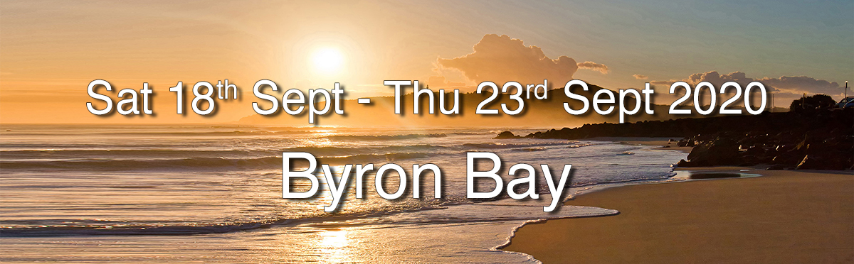 Heart of Qigong Retreat - Byron Bay August 2020