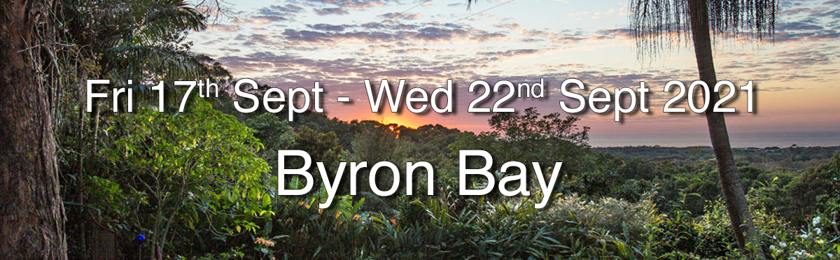 Heart of Qigong Retreat - Byron Bay September 2021